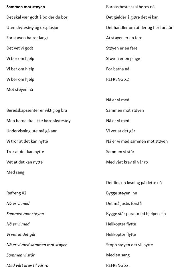 sangtekst